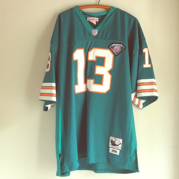 timeless design 47ba0 3b876 NFL Dan Marino vintage 94 throwback jersey NWT NWT